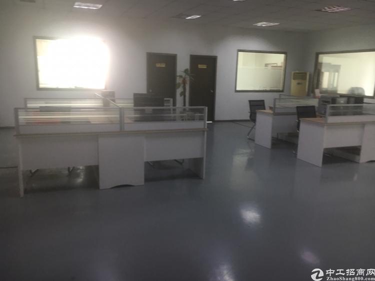 福永新河新出楼上1500平方厂房出租-图7