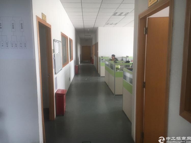 福永新河新出楼上1500平方厂房出租