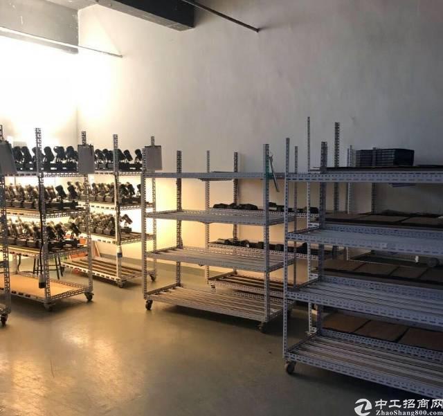 固戍大型工业园区860平米豪华装修厂房出租
