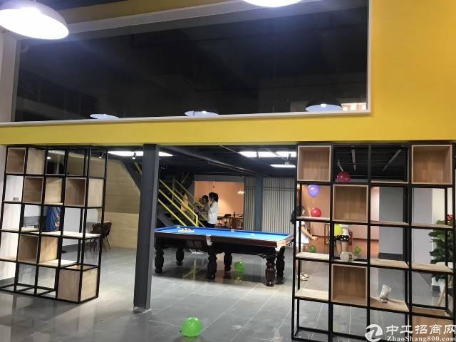 固戍地铁口500平新装写字楼