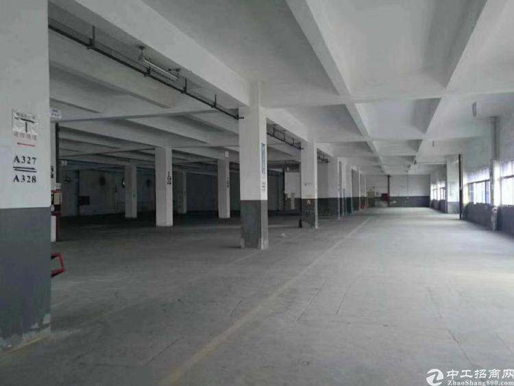 福永凤凰山新出独院18000平方厂房出租