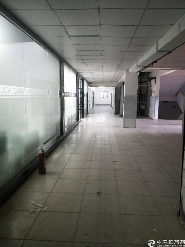 西乡南昌工业区楼上1300平标准厂房出租