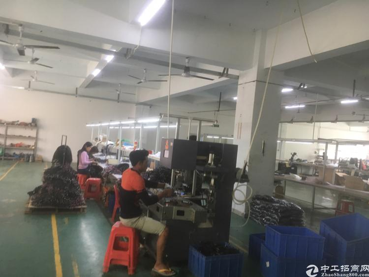 福永新河新出楼上1500平方厂房出租-图5