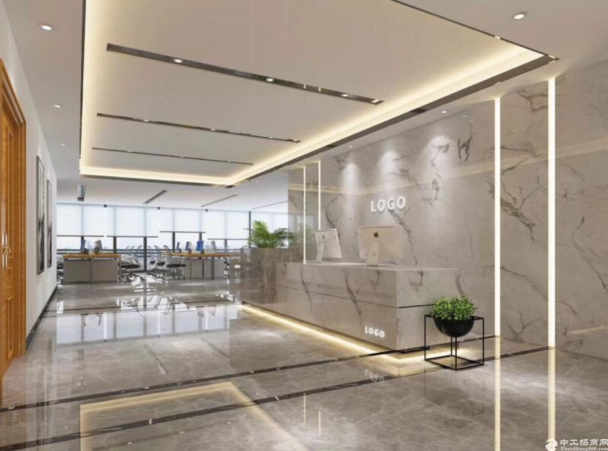 全新甲级写字楼1050平米招租