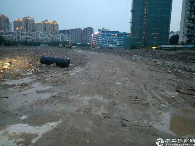 宝安西乡50000平米空地出租(可硬化)