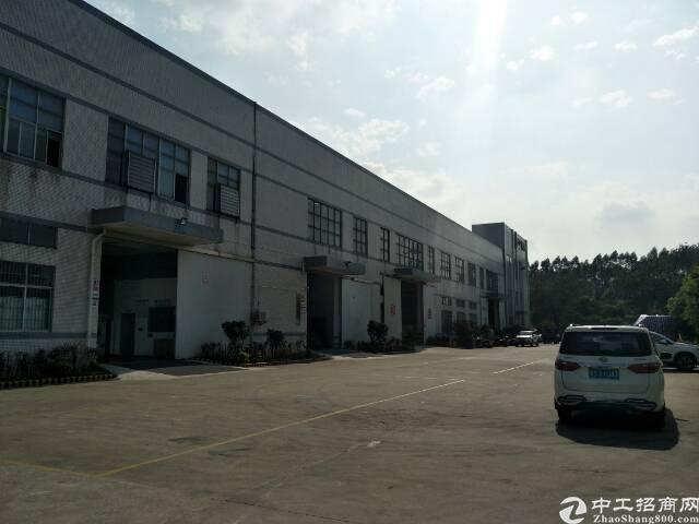 新塘镇单一层滴水11米厂房