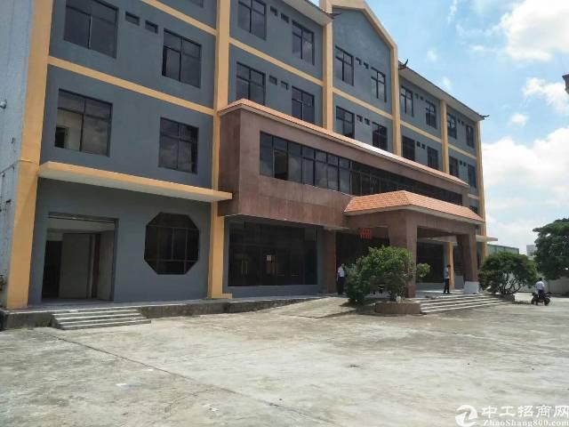 出售超值东莞东部花园式厂房12000平米