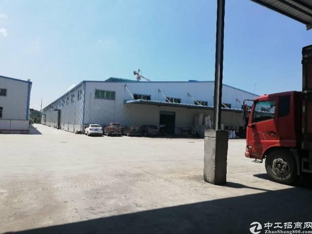 水口新出2000平米钢结构厂房出租
