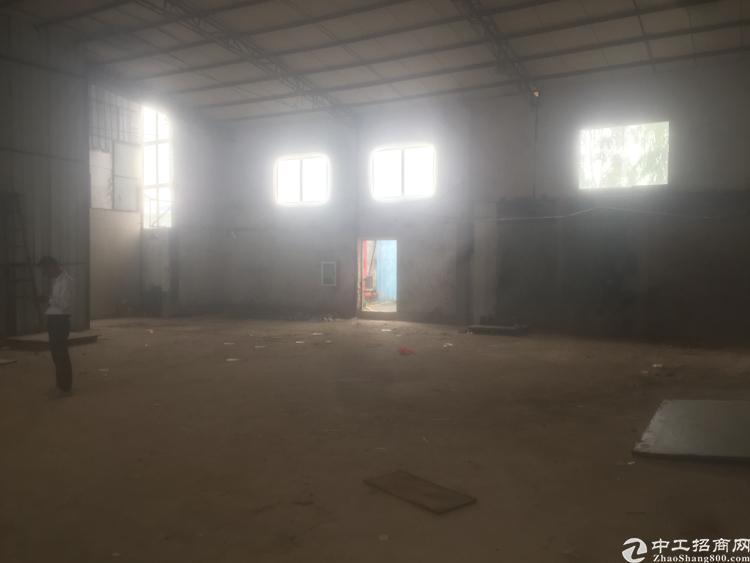 坪山沙湖新出350平钢构厂房出租