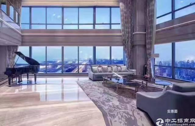 南山西丽中心区高级写字楼200平起租