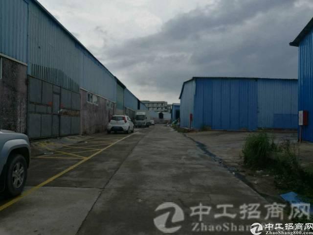 惠州市惠城区大小钢构铁皮厂房出租