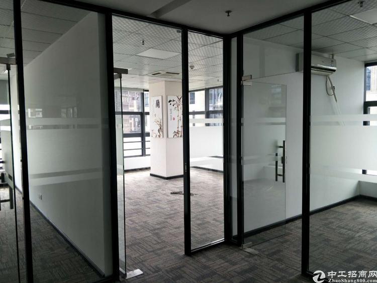 南山西丽写字楼500平精装修出租