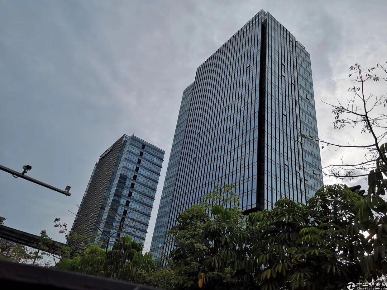 龙华深圳北站高档甲级写字楼出租