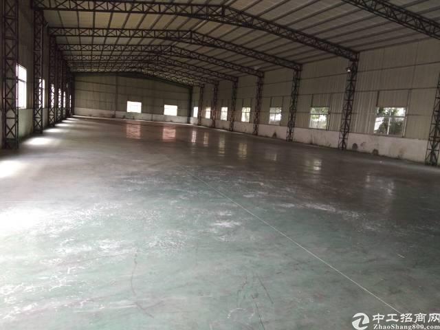 滴水12米原房东钢构厂房出租