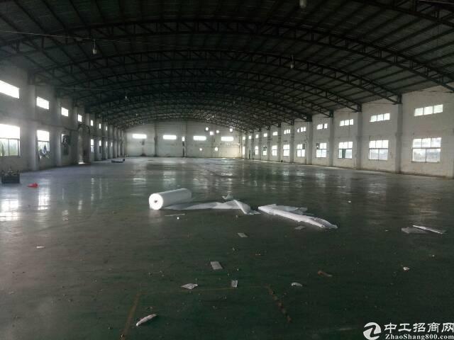 公明南光高速出口单一层厂房4000平米