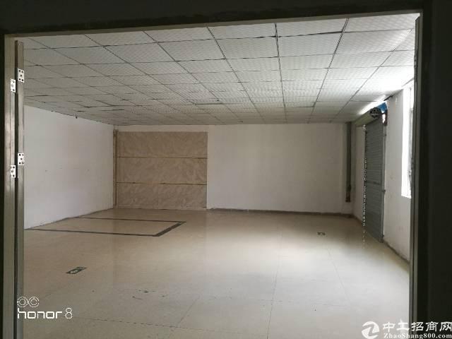 坂田五和大道边地铁口带装修多种户型厂房招租