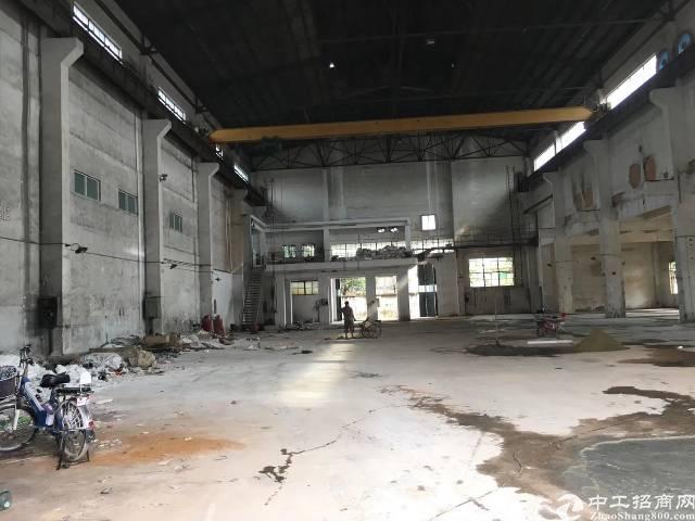 龙华 观澜新出滴水17米单一层钢构8000平方可以分租!