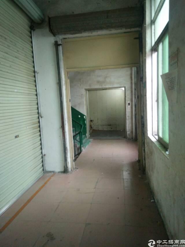 横岗厂房 塘坑地铁楼上360平 厂房出租