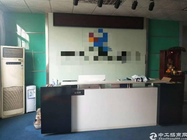 福永和平同富裕工业区700平米带装修厂房出租