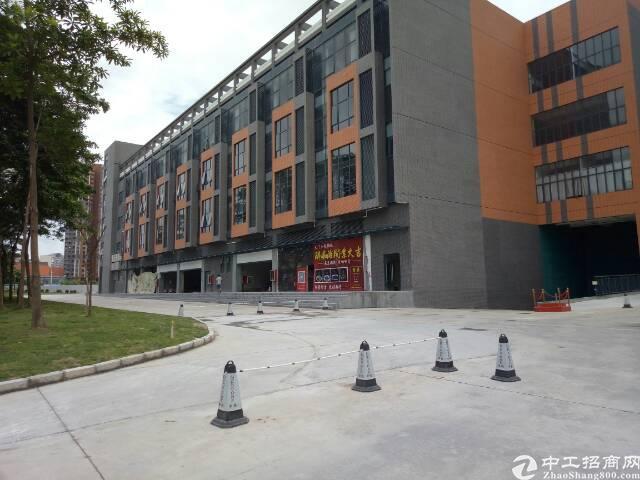 龙华清湖地铁旁中心区精装办公楼200-3000平方米招租-图3