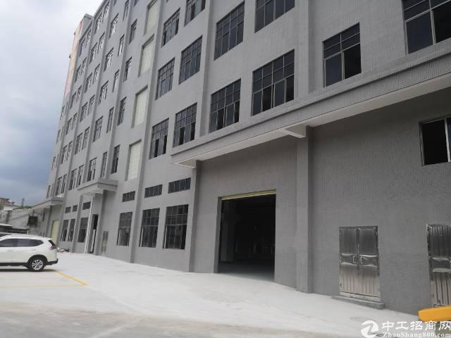 东莞虎门广深高速附近独门独院厂房出租,可办环评,可分租