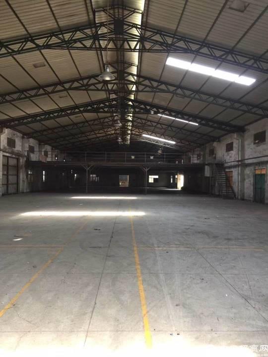 松岗钢构厂房1500平方