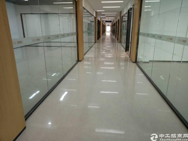 龙华清湖地铁旁中心区精装办公楼200-3000平方米招租-图5