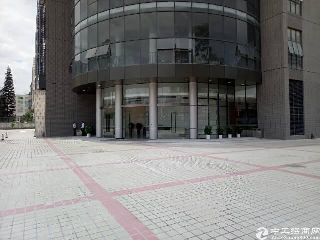 龙华清湖地铁旁中心区精装办公楼200-3000平方米招租