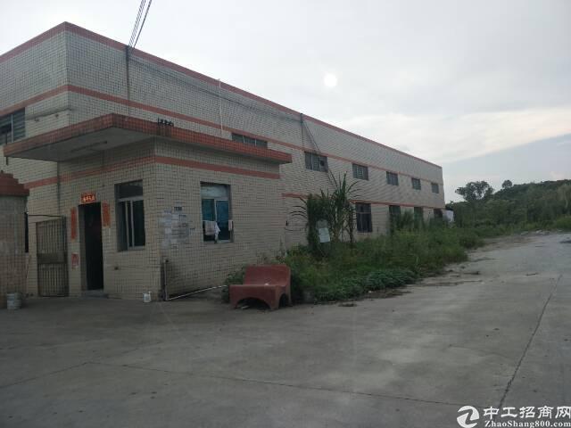 东莞市国有证单一层厂房出售