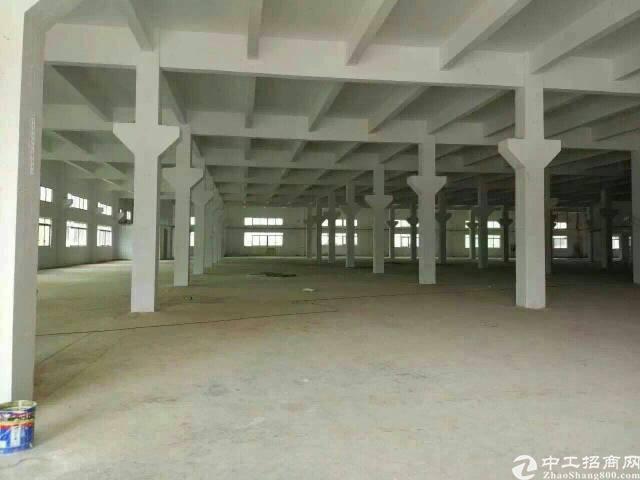 2000平方米一楼7米高厂房出租
