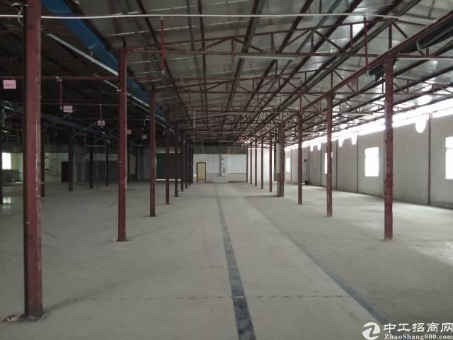 独门独院钢结构厂房