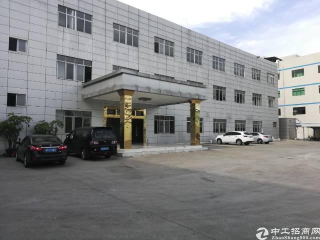 长安厦边新出独院厂房7000,宿舍2000可分租