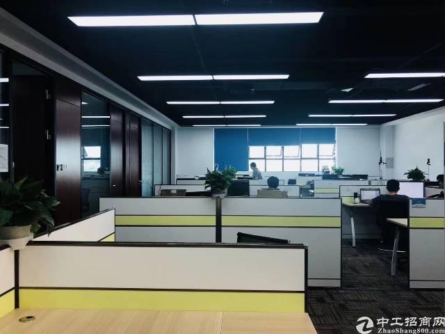 南山西丽大学城南山云谷400平精装写字楼出租