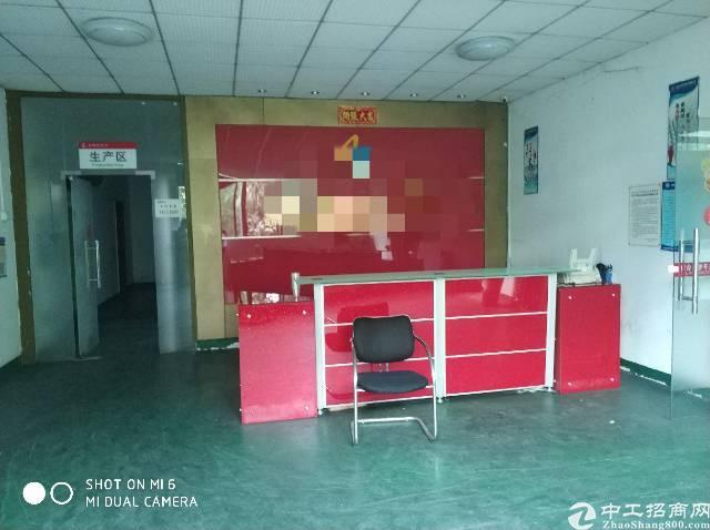 福永塘尾整层1300平方带装修厂房出租