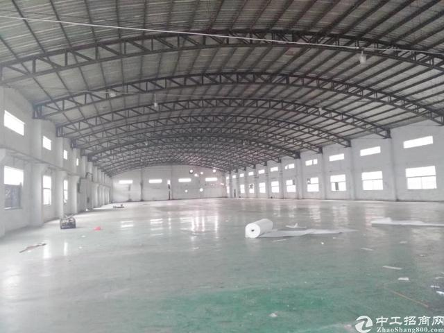 观澜大型物流仓库5000平方,带卸货平台