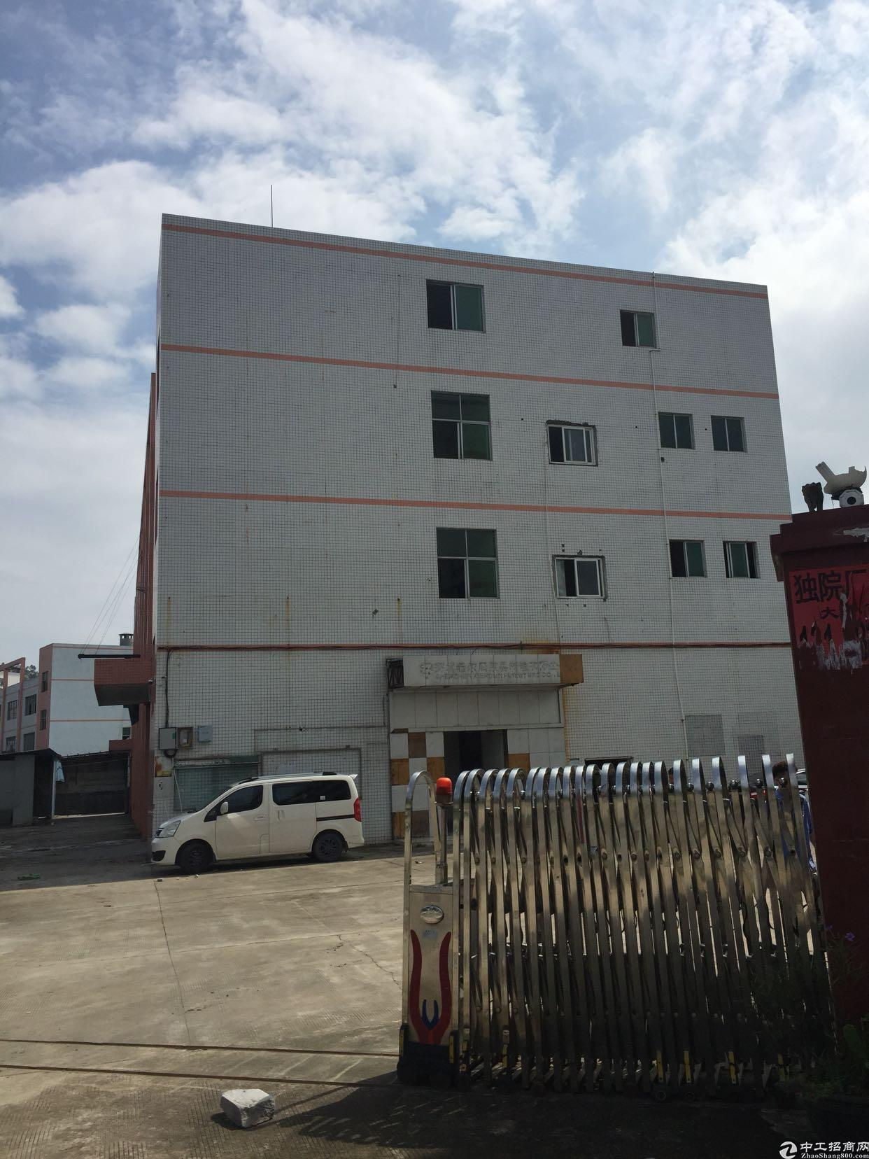 惠州惠东吉隆双证标准厂房出售