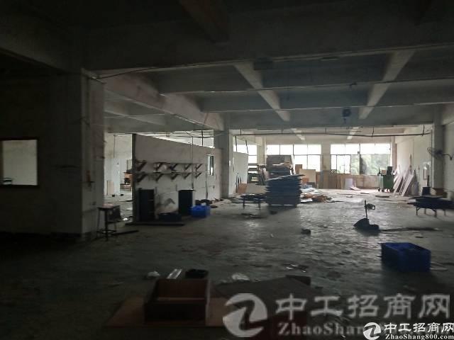 观澜大和 形象一流 楼上整层950平 办公室隔间
