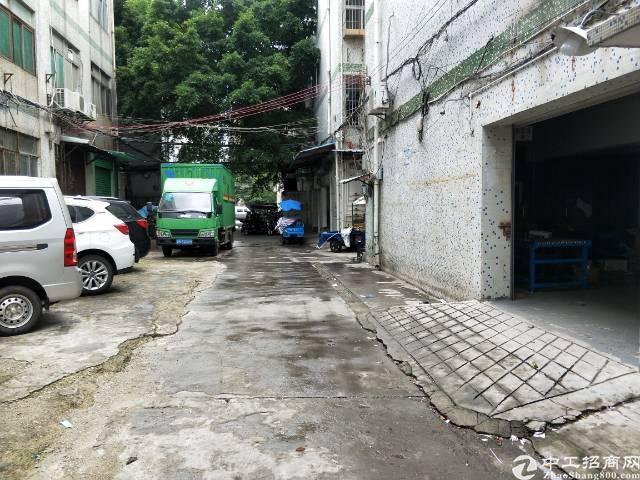 福永下十围机场附近一楼450平米带装修物流仓库出租