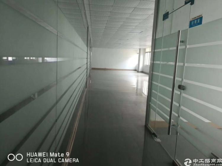 横岗安良物业直租1350平米厂房带装修