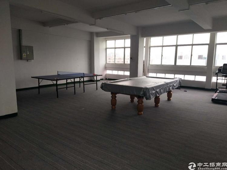 福永桥头原房东精装修厂房700平招租-图4