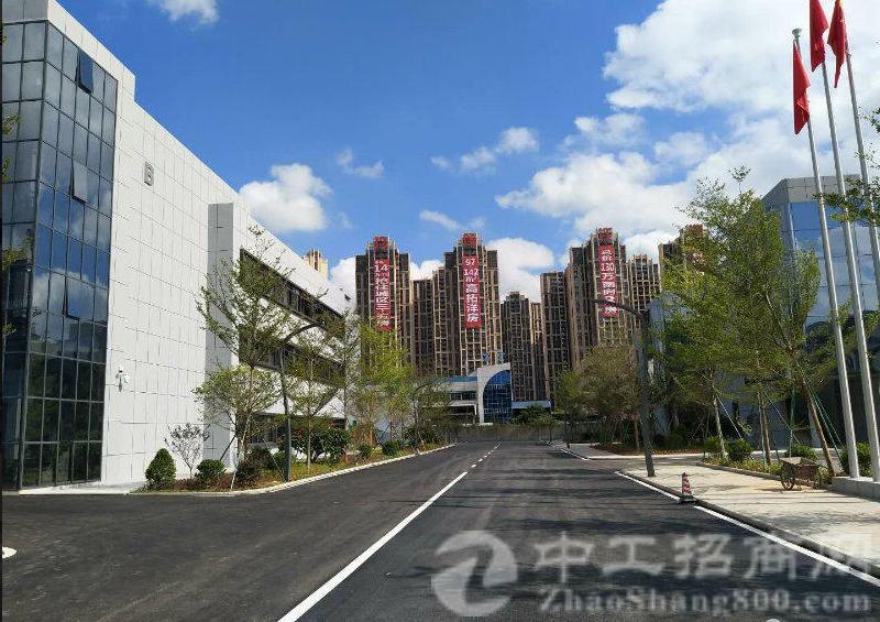 实图 东莞全新工业产业城 智能制造产业园全球招商