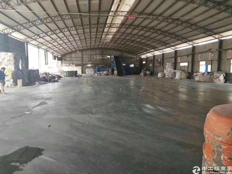 观澜可做废铁打包,已确认可做废铁打包,独院一楼厂房3300平
