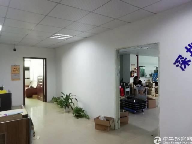 福永桥头楼上300平方,带装修不要转让费,目前水电齐全