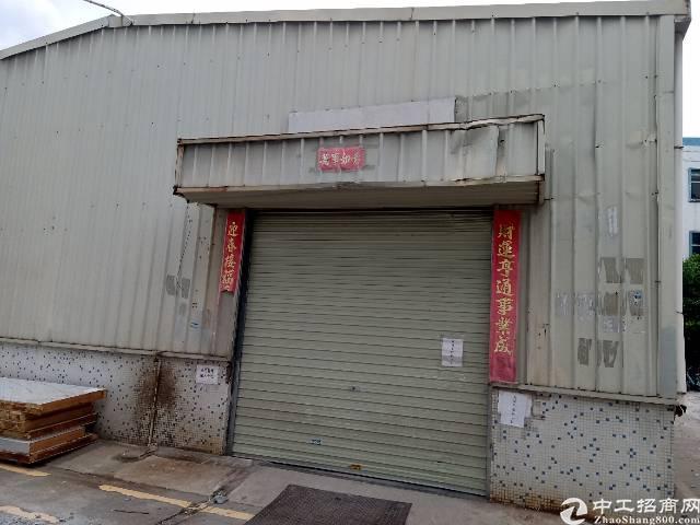 福永桥头新出350平钢结构厂房