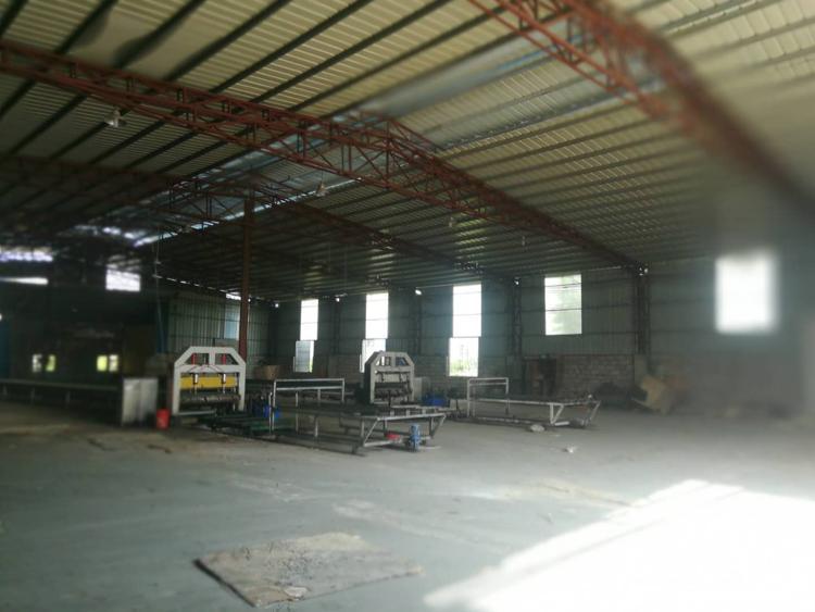 东莞石排正规印花厂3000平米,三年递增10%,合同期5年