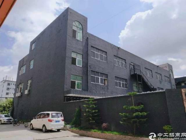 龙岗龙东新装修办公室仓库1200平已隔好