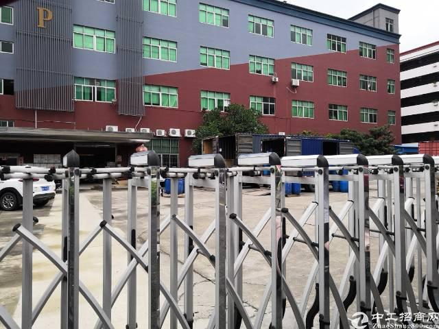 福永凤凰新出高新科技产业园,独门独院,9000平方,