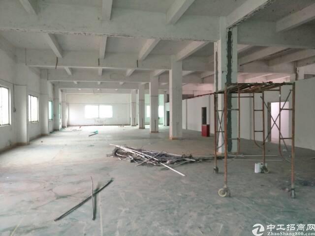 龙岗中心城嶂背社区独院3楼1200平招租。可分租