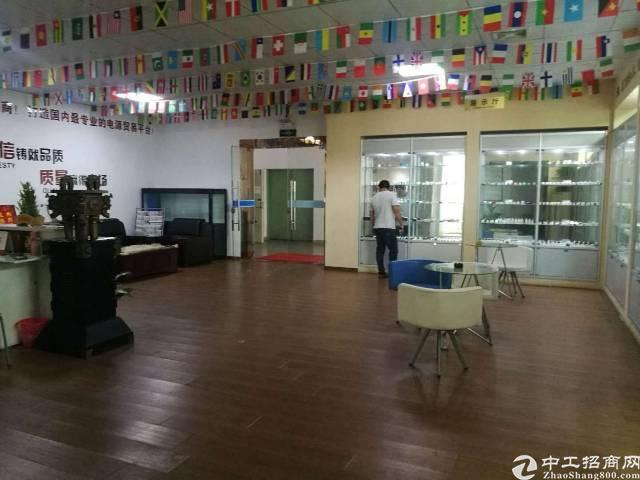 鹤州1500平米带装修厂房