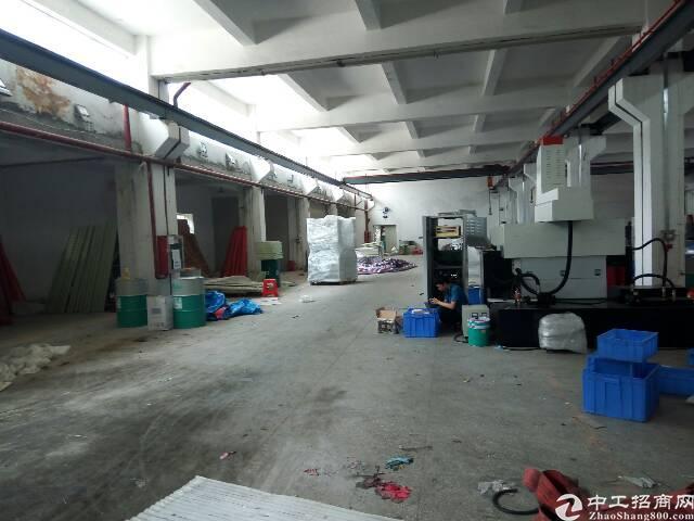 平湖原房东一楼2000平带行车厂房对外出租